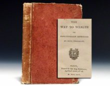 """New Year's Advice In """"The Way To Wealth"""" From America's Grandfather Ben Franklin"""