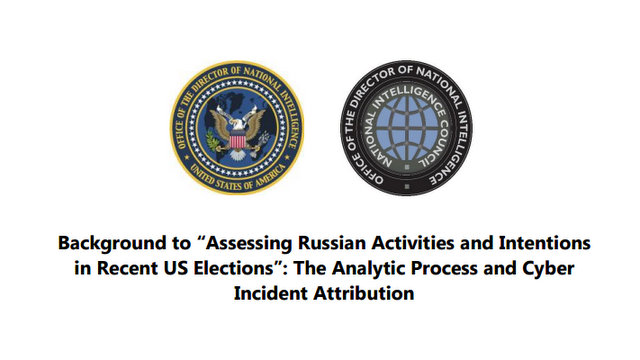 ODNI Report on Declassified Intelligence Community Assessment of Russian Activities and Intentions in Recent U.S. Elections