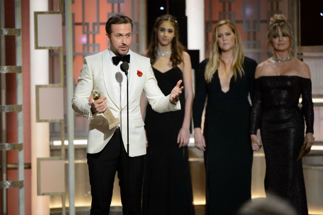 Golden Globes 2017: It Was Another Day Of Sun