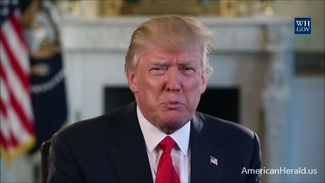 In This Week's Address President Trump Talks About Black History Month