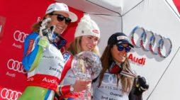 The US Ski Team's Mikaela Shiffrin Wins World Cup Overall Title