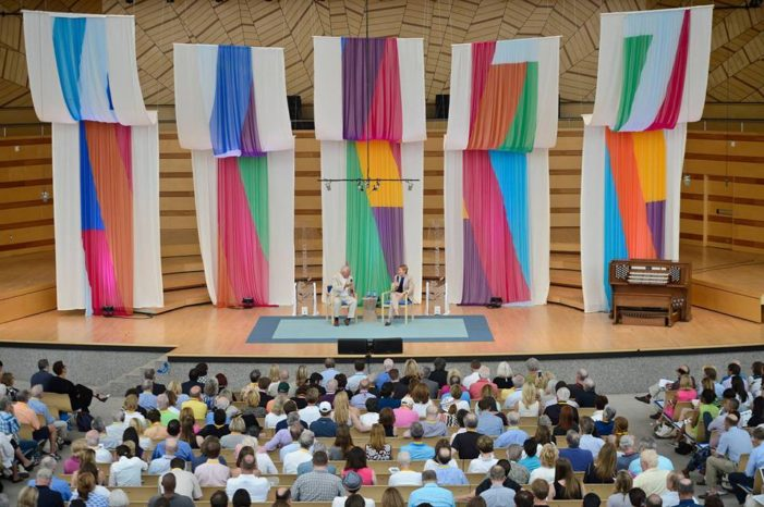 World Leaders in Politics, Business, Science, the Arts, and More to Speak during 2017 Aspen Ideas Festival