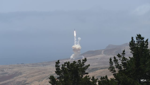 Homeland Missile Defense System Successfully Intercepts ICBM Target