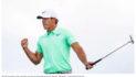 Koepka Captures First Major, Ties U.S. Open Record