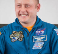 """NASA Adds E. Michael """"Mike"""" Fincke to Crew Assignment for Manned Boeing Flight Test"""