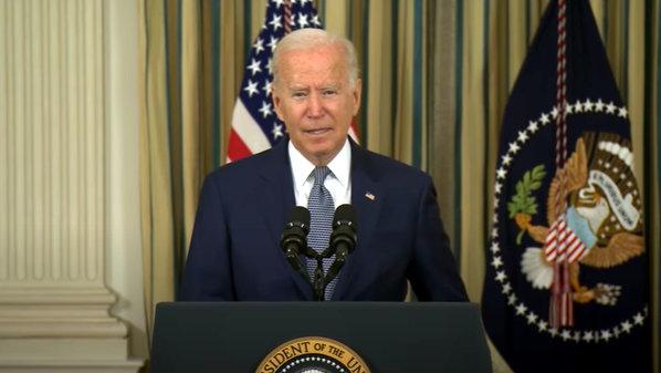 President Biden on the August Jobs Report