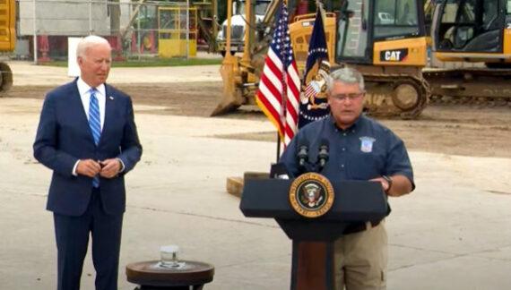 President Biden on the Bipartisan Infrastructure Bill and Build Back Better Agenda